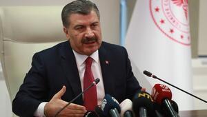 Son dakika: Sağlık Bakanı Fahrettin Kocadan koronavirüsle ilgili yeni açıklama