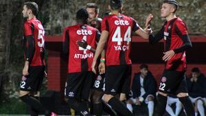 Karagümrük evinde Eskişehiri iki golle geçti