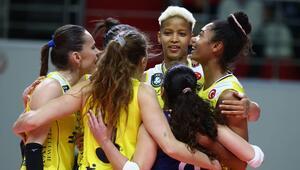 Fenerbahçe Opet 3 evinde rahat kazandı