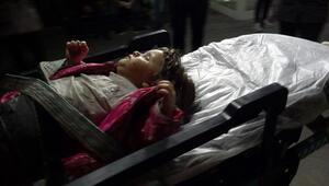 Anne ve 5 çocuğu ölümden döndü