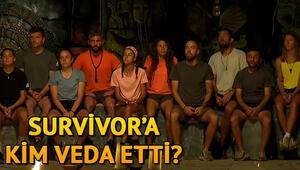 Ünlüler takımında veda gecesi: 25 Şubat 2020 Survivorda bu hafta kim elendi, SMS sıralamasında en az oyu kim aldı