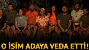 Survivorda elenen yarışmacı kim oldu Survivorda bu hafta kim elendi