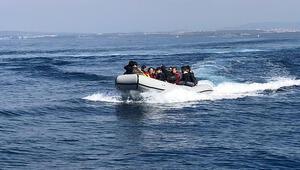 Aydında iki ayrı operasyonda 58 düzensiz göçmen yakalandı