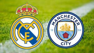 Canlı | Real Madrid Manchester City