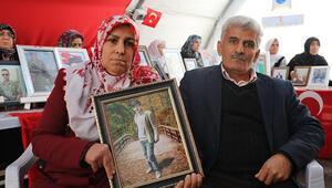 HDP önündeki eylemde 177nci gün; aile sayısı 99 oldu