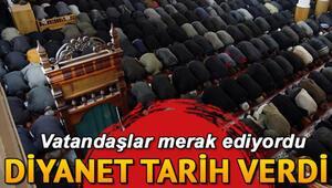 2020de dini bayramlar ne zaman 2020 Ramazan ve Kurban Bayramı tarihi