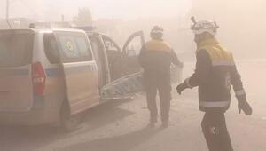 Son dakika haberler: İdlib'deki saldırılarda 52 bölge hedef alındı