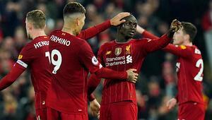 Liverpool rekor şampiyonluk için gün sayıyor
