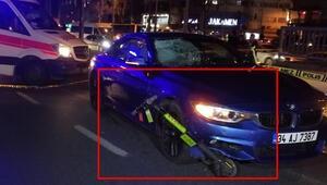Son dakika haberler: Beşiktaşta elektrikli scooter kullanan gencin ölümüne neden olmuştu Flaş gelişme...