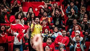 FIBA 2021 EuroBasket Elemelerine Türk taraftarlardan yoğun ilgi