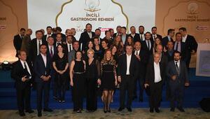 İncili Gastronomi Rehberi'İNCİ' Kazanan Restoranları Açıkladı