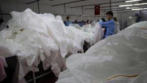 Koronavirüs talebi artırdı Siparişlere yetişmek için gece gündüz çalışıyorlar