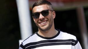 Lukas Podolskiden Fenerbahçe açıklaması