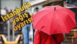 İstanbula yağış uyarısı: Hava yarın nasıl olacak 27 Şubat il il hava durumu raporu