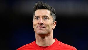 Bayern Münihte Robert Lewandowski şoku 4 hafta yok...