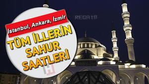 Sahur saat kaçta yapılacak İstanbul, Ankara, İzmir ve tüm illerin sahur saatleri 2020