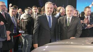 'Yerli oto destanı Bursa'da yazılıyor'