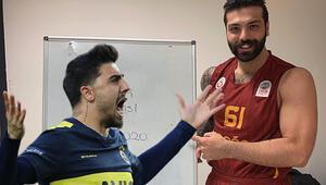 Galatasaray, Fenerbahçeye karşı 4 günde iki seri bitirdi