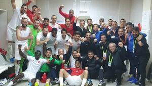 Adanaspor 0 - 1 Cesar Grup Ümraniyespor