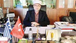 Yunanistan'da Türk müftüye hapis cezası