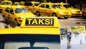 Ulaşımda yeni tartışma Taksi-Martı kavgası