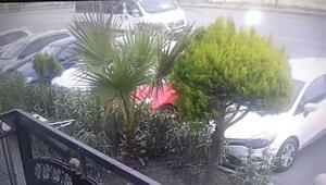 Servis sürücüsü direksiyon başında fenalaştı