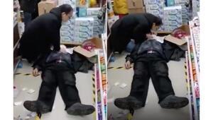Son dakika haberi: Çinli doktor virüsü göze aldı, hastaya suni solunum yaptı