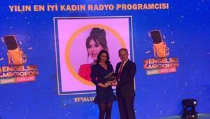 Radyo D Programcılarına Anlamlı Ödül