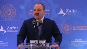 Bakan Varank, Rekabetçi Sektörler Programından destek alacak projeleri açıkladı