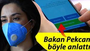 Maske fiyatlarındaki artışla ilgili Bakan Pekcan'dan son dakika açıklaması