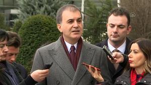 AK Parti Sözcüsü Çelikten İdlib açıklaması