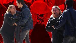 Kapkaç yapan oğlu tutuklandı, annesi gözyaşlarına boğuldu
