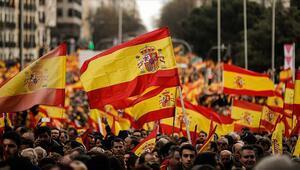 İspanyada tarım işçileri gösterilerini sürdürüyor