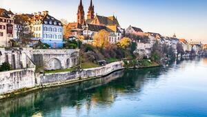 Tarih, lezzet ve deneyim Basel'deyim