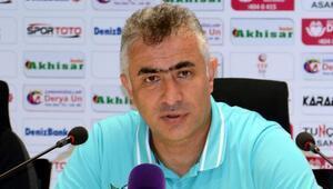 Mehmet Altıparmak: Hedefimiz şampiyon olmak