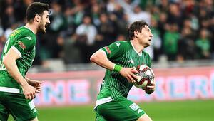 Bursaspor 2-2 Altay