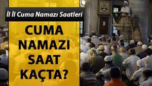 Cuma namazı yarın (28 Şubat) saat kaçta kılınacak Diyanet İstanbul, Ankara, İzmir il il cuma namazı vakitleri