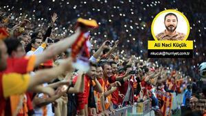 Galatasaray taraftarından biletlere büyük ilgi Derbi aşkına 50 bin Aslan