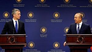 Son dakika haberi: Bakan Çavuşoğlu, NATO Genel Sekreteri ile görüştü