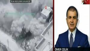 AK Parti Sözcüsü Ömer Çelikten İdlibteki saldırı sonrası ilk açıklama