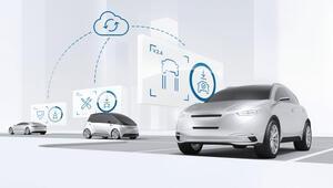 Otomobiller, mobil makineler ve bebek arabaları birbirine bağlanıyor