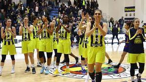 Fenerbahçe Öznur Kablo çeyrek finalde Bourges Basket ile eşleşti