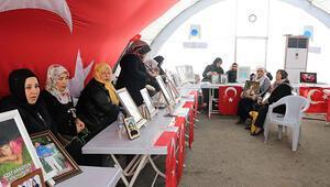 HDP önündeki eylemde 179uncu gün: Aile sayısı 102 oldu