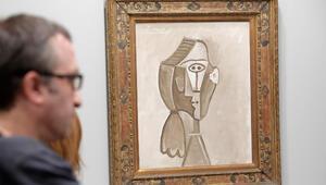 Picassonun Jacquelinenin Portresi tablosu 6,5 milyon Euroya satışta