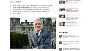 'Almanya'da zihinler değişmeli'