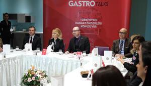 Demet Sabancı Çetindoğan, Türk mutfağı için yaptıkları çalışmaları GastroTalksta anlattı