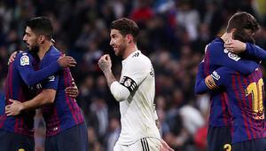 Real Madrid ve Barcelona, El Clasicoda 180. randevuda buluşuyor