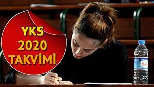 YKS başvuruları ne zaman bitecek 2020 TYT, AYT, YDT üniversite sınavı tarihleri ne zaman