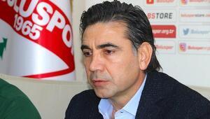 Bolusporda teknik direktör Fırat Gül dönemi başladı