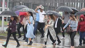 Son dakika: Meteorolojiden kuvvetli yağış, fırtına ve çığ uyarısı
